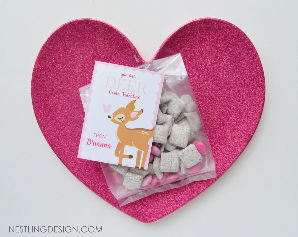 Deer Valentines