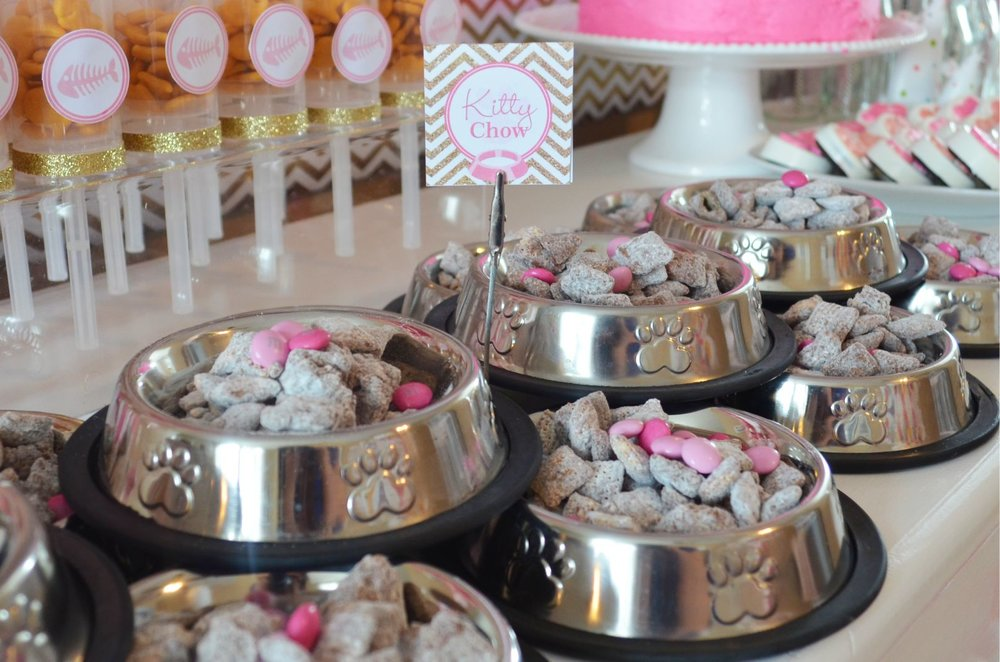 Kitty Cat Party | NestlingDesign.com
