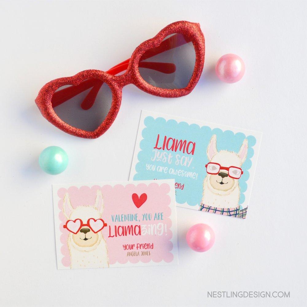 Valentine S Day Nestling Design