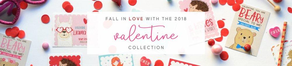 Valentines Nestling Design