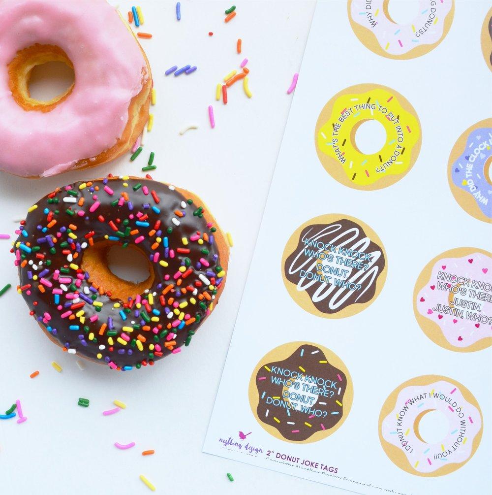Donut Jokes