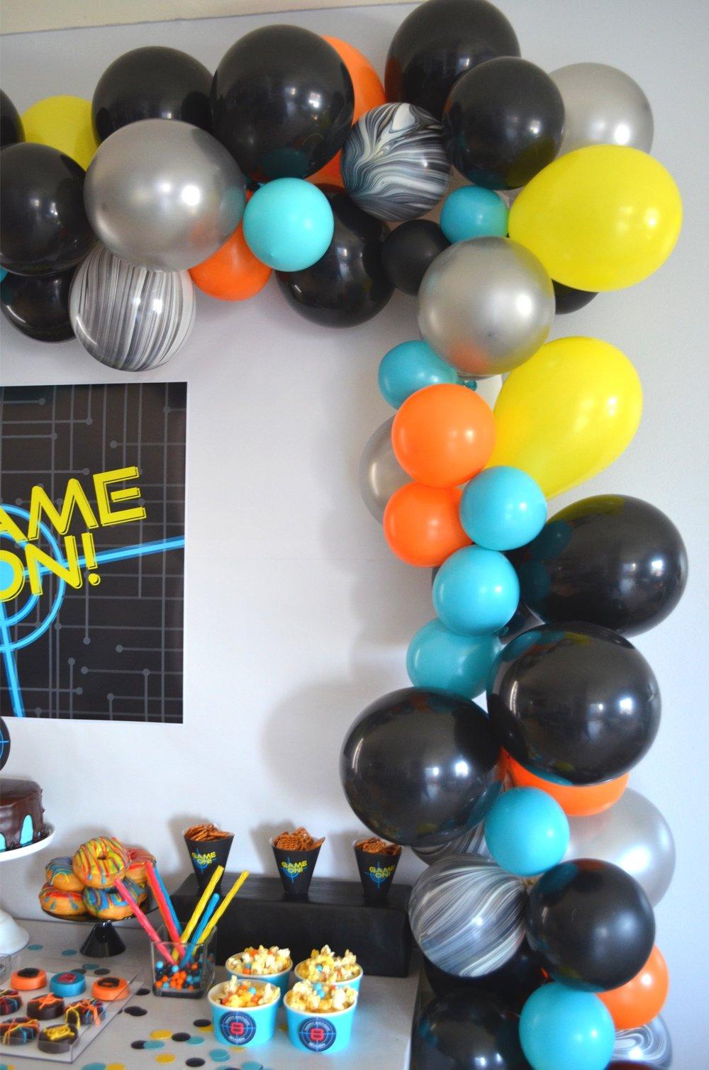 Amazing Laser Tag Party | NestlingDesign.com