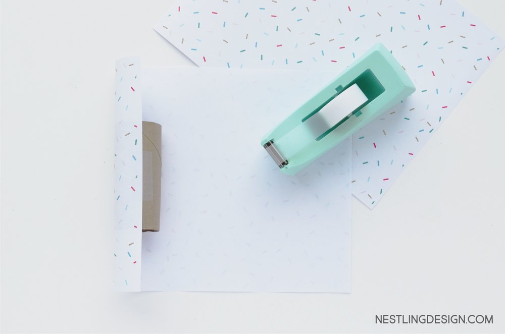 DIY Party Crackers | NestlingDesign.com