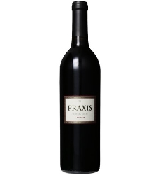 Praxis 2008 Central Coast Lagrein full bottle.jpg