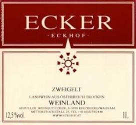 Ecker 2015 Austria Weinland Zweigelt.jpeg