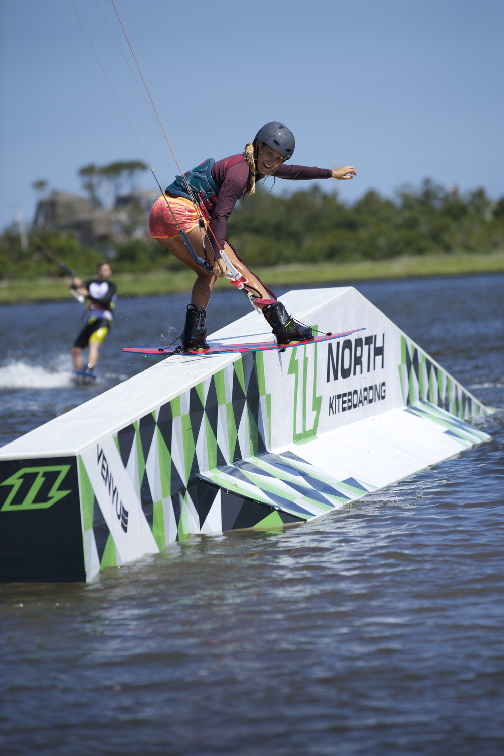 Location: Real Slider Park, Hatteras, North Carolina Photo: Toby Bromwich