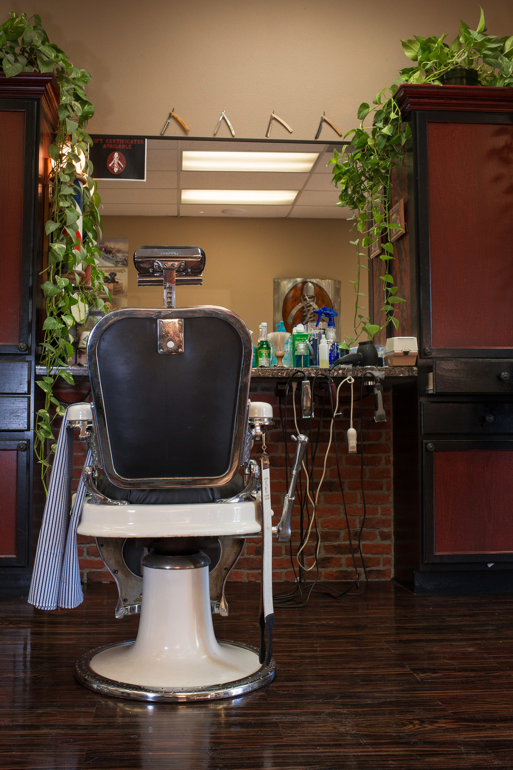 Barber Chair Classic St George Utah