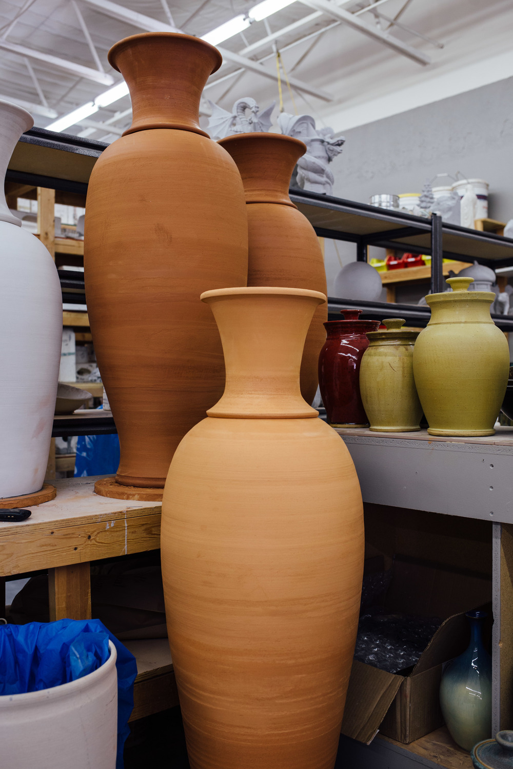 Pottery large pieces vase St George UT