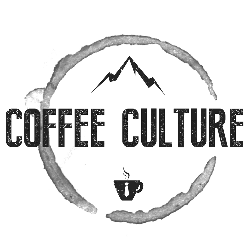 Coffee Culture Logo Handsome Wade Social Media Consulting