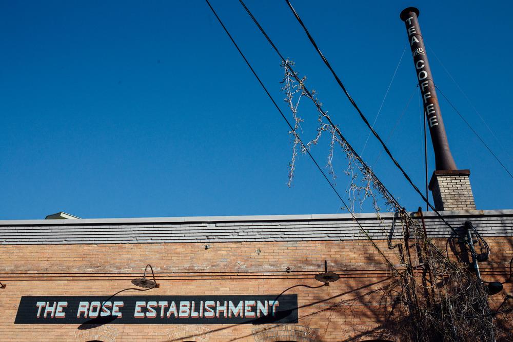 Rose Establishment Cafe Social Media Marketing Salt Lake City