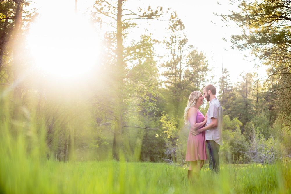 Anniversary photographer Pine Valley Utah