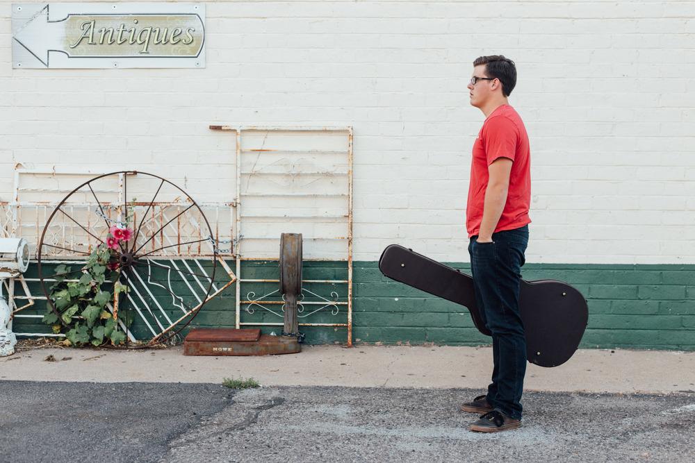 Musician photographer Hurricane Utah