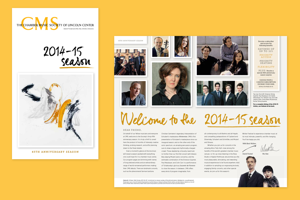 2014-2015 CMS Season Brochure