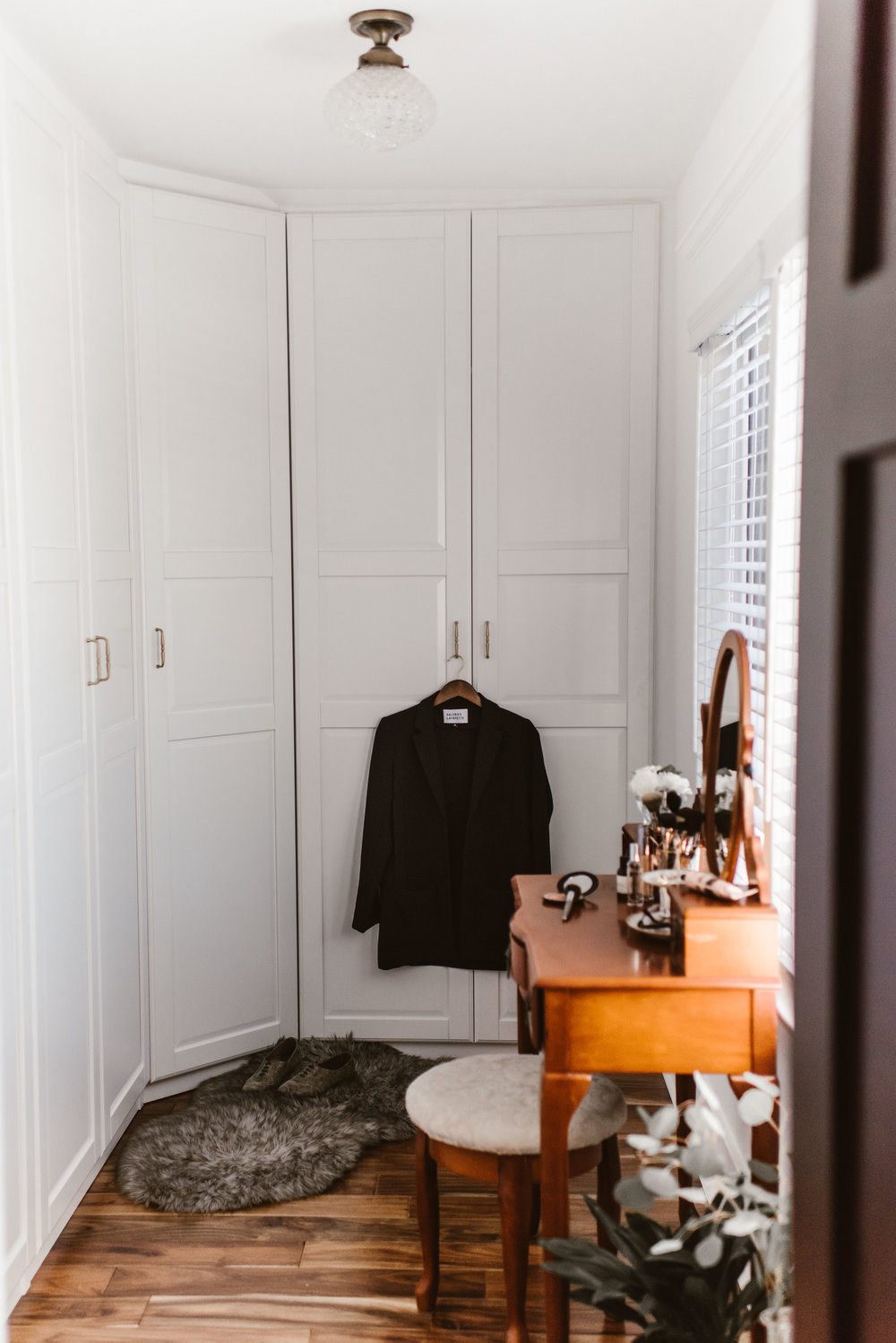 Parisian Inspired Bedroom The Master Bedroom Reveal With Justine