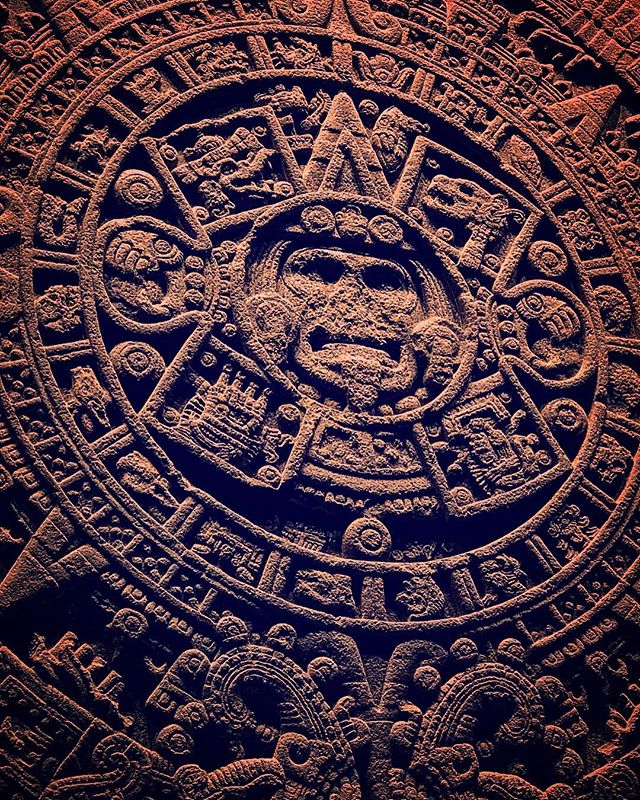 #aztec #mexicocity #time