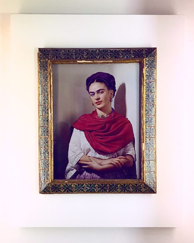 I disagree with many of your ideas but admire you for your strength and drive. Going to the Frida Kahlo museum in Mexico City was a more powerful experience than I thought it would be. What a soul! So much pain and love in one person.