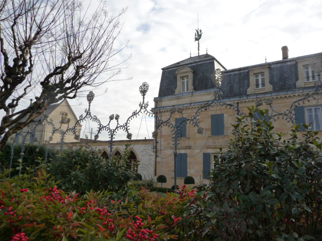 La Mission Haut-Brion, freshly renovated in December 2011
