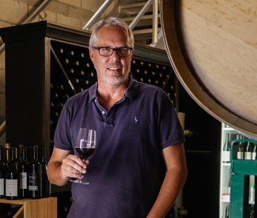 Doug Margerum of Margerum Wine Co.