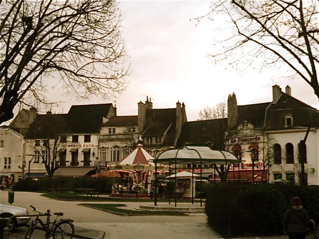 Center Ville, Beaune