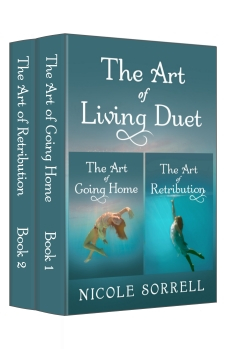 Women's Fiction Series, The Art of Living Duet, Nicole Sorrell