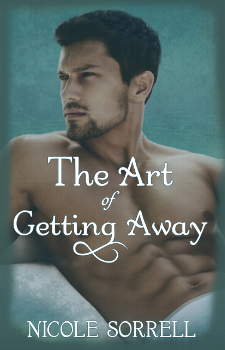 Nicole Sorrell, The Art of Getting Away, A suspense Story in short, romance fiction.jpg