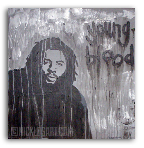 Alvin Youngblood Hart Folk Art