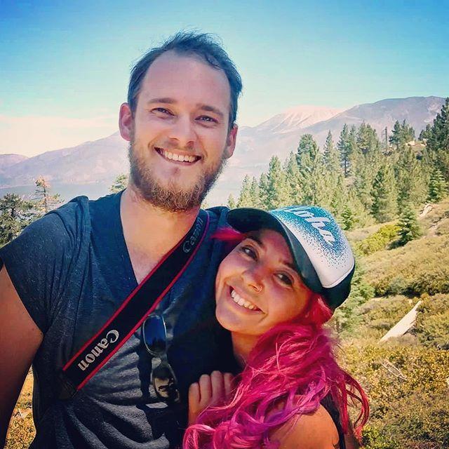 Big Bear Lake, CA  #travel #hike #hiking #mush #canon