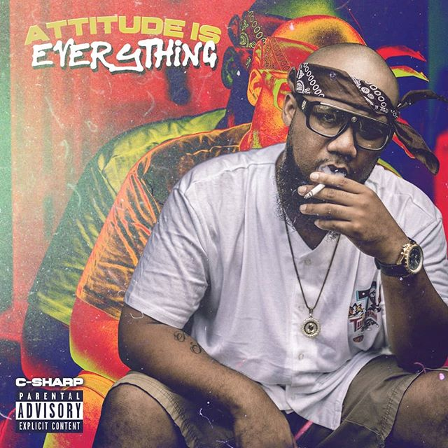 """The wait is over!🙌🏾 """"Attitude is Everything"""" out now! Link in the Bio 💥💥 