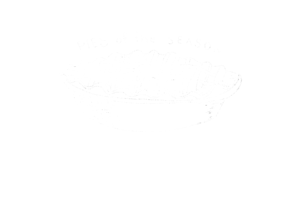 We source the freshest organic fruit in the Hudson valley for all of our fruit pies. Low in sugar.  Gluten Free pies are available upon request.