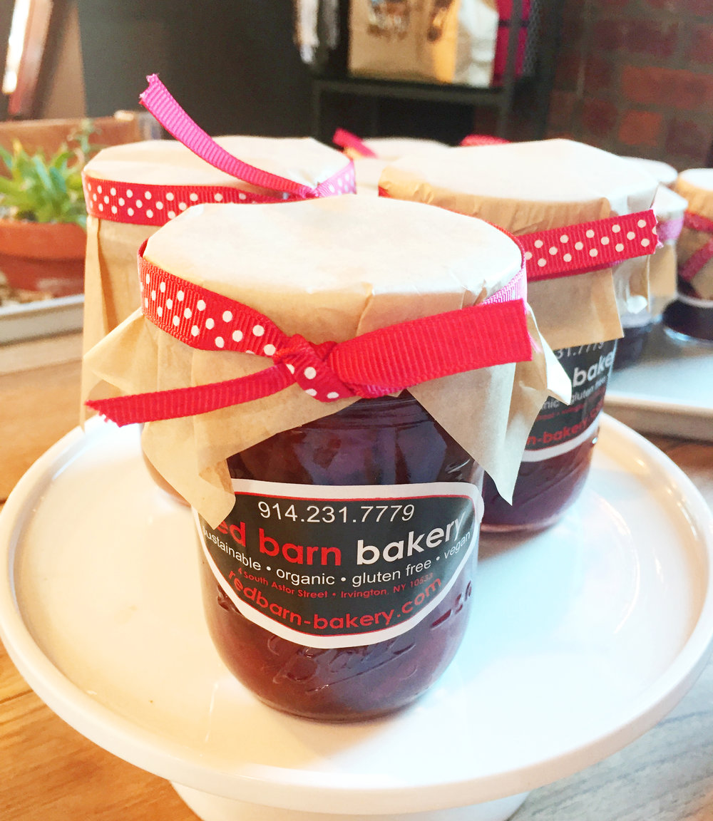 Jam from Local Hudson Valley Farms.