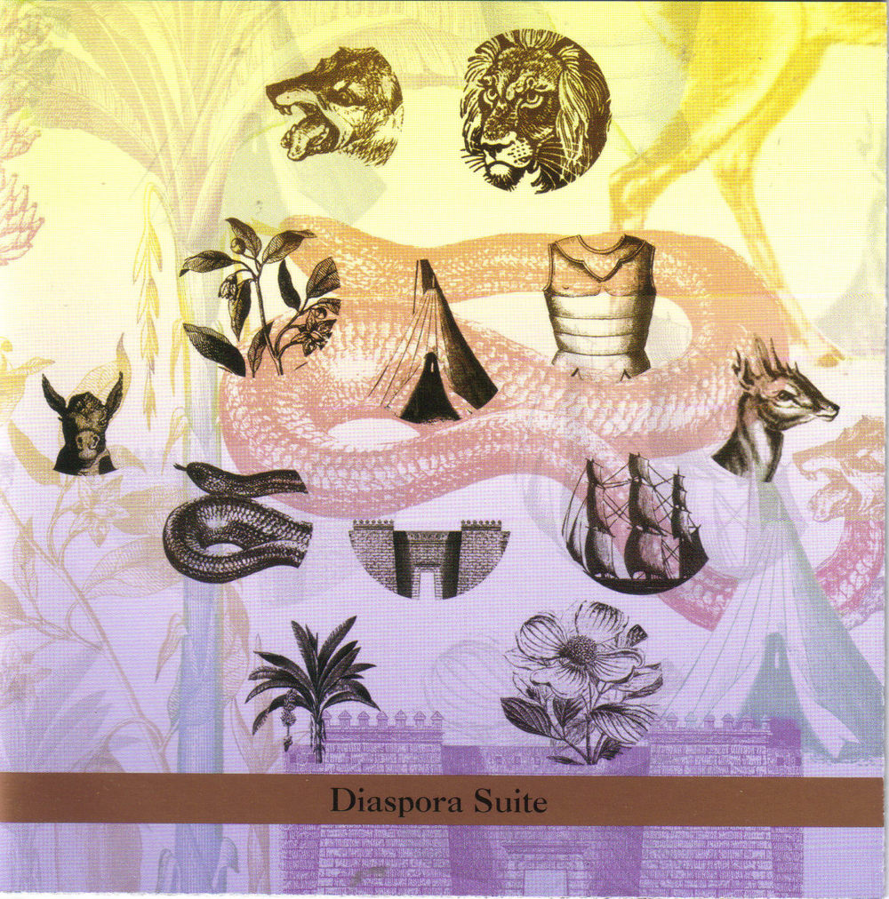 Steven Bernstein –  Diaspora Suite , 2008 / Label – Tzadik   Producer, Composer, Arranger, Performer