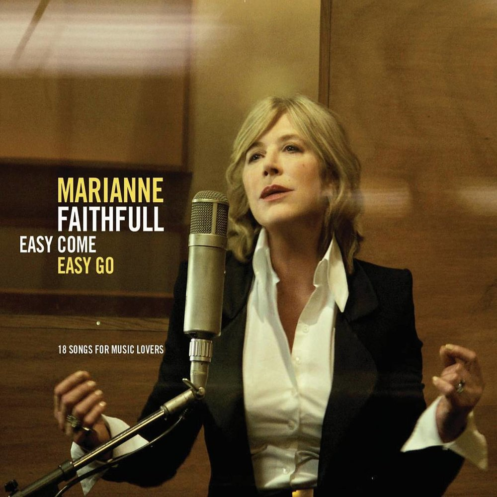 Marianne Faithfull – Easy Come Easy Go, 2008 (Pop/Rock) / Label – Naive Arranger, Conductor, Performer