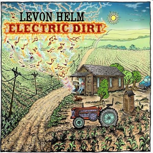 Levon Helm – Electric Dirt, 2009 (Pop/Rock) / Label – Vanguard  Arranger, Performer Grammy Winning Album