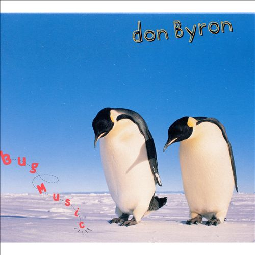 Don Bryon –  Bug Music , 1996 (Jazz) / Label – Nonesuch    Performer