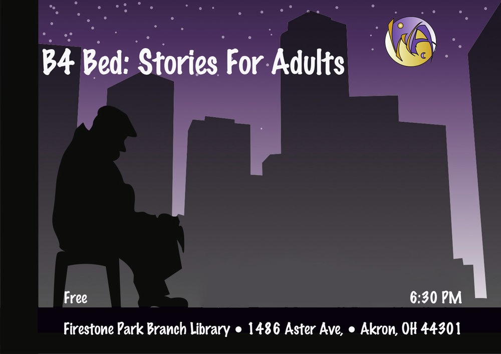 B4 Bed: Stories For Adults