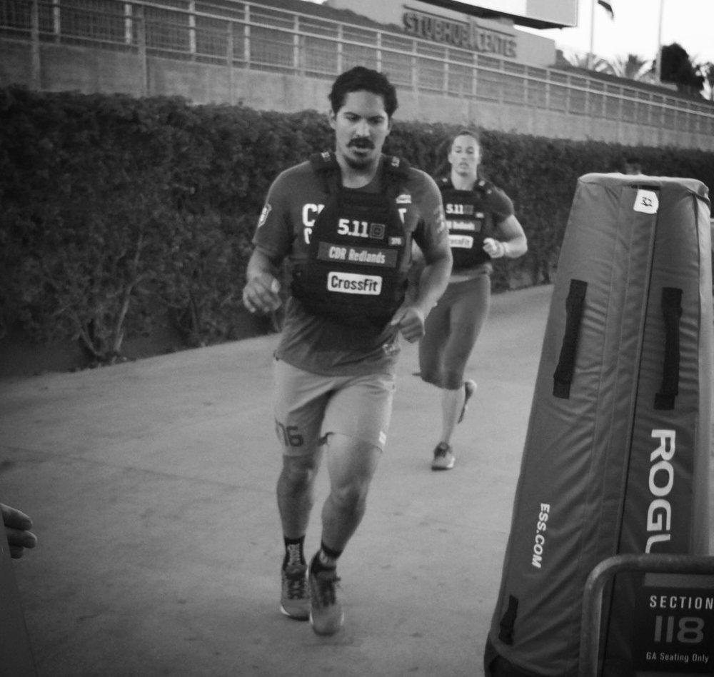 Daniel Iricheta, USMC Veteran, CrossFit Games athlete