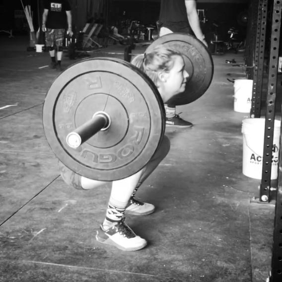 Noelle Henderson, adaptive athlete