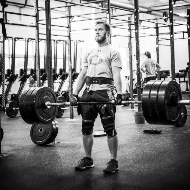 Mitchell Nims, CrossFit Level 1 coach