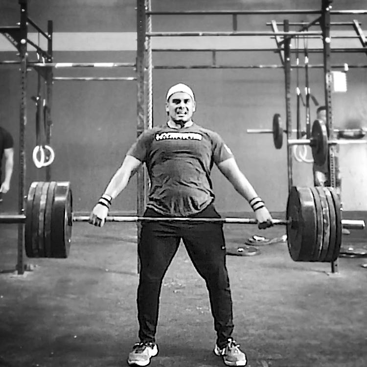 Alex Fernandez, head coach, CrossFit Collaboration