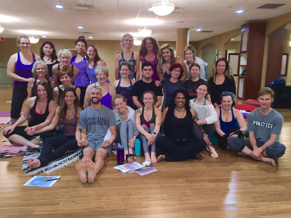 Yoga Roots Teacher Training 4-24-2016