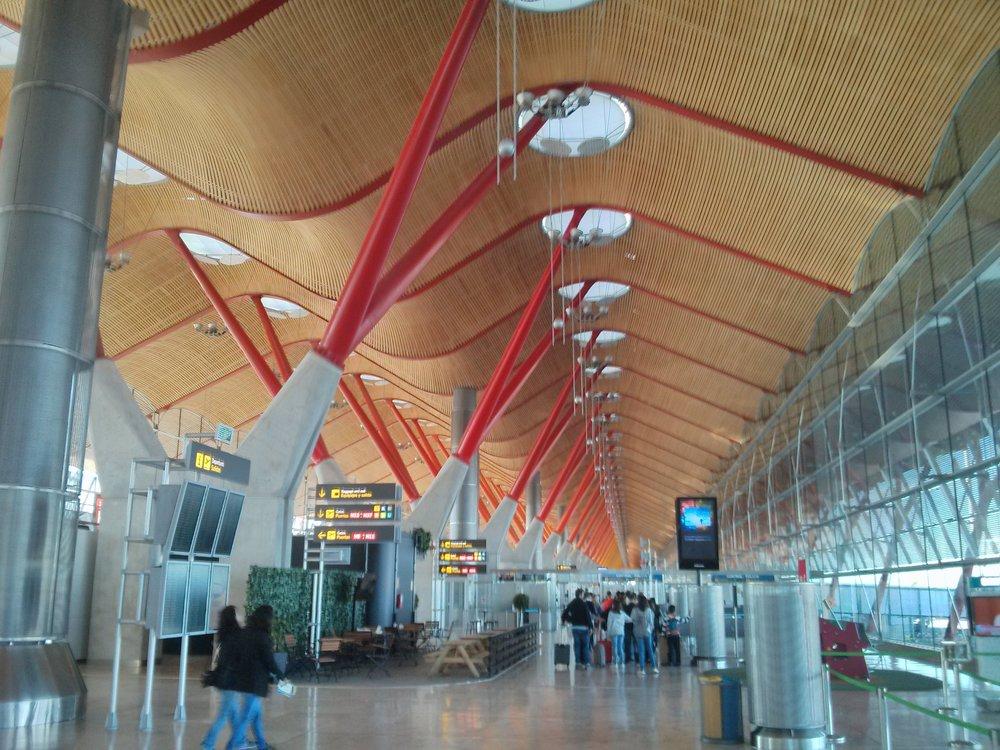 T4 Madrid Barajas