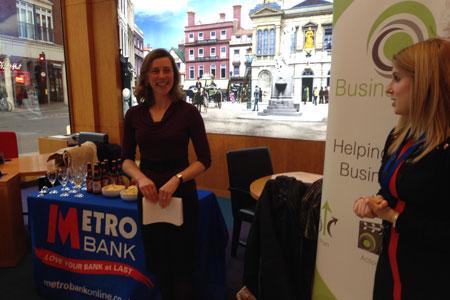delia-porter-metro-bank-talk