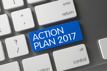 Action plan for business success in 2017