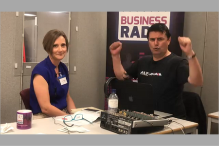 Business Radio Kingston Expo 2017