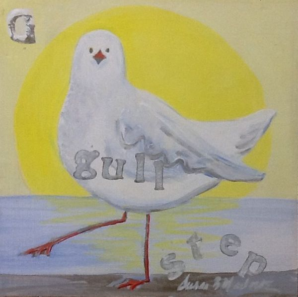 G is for Gull Step