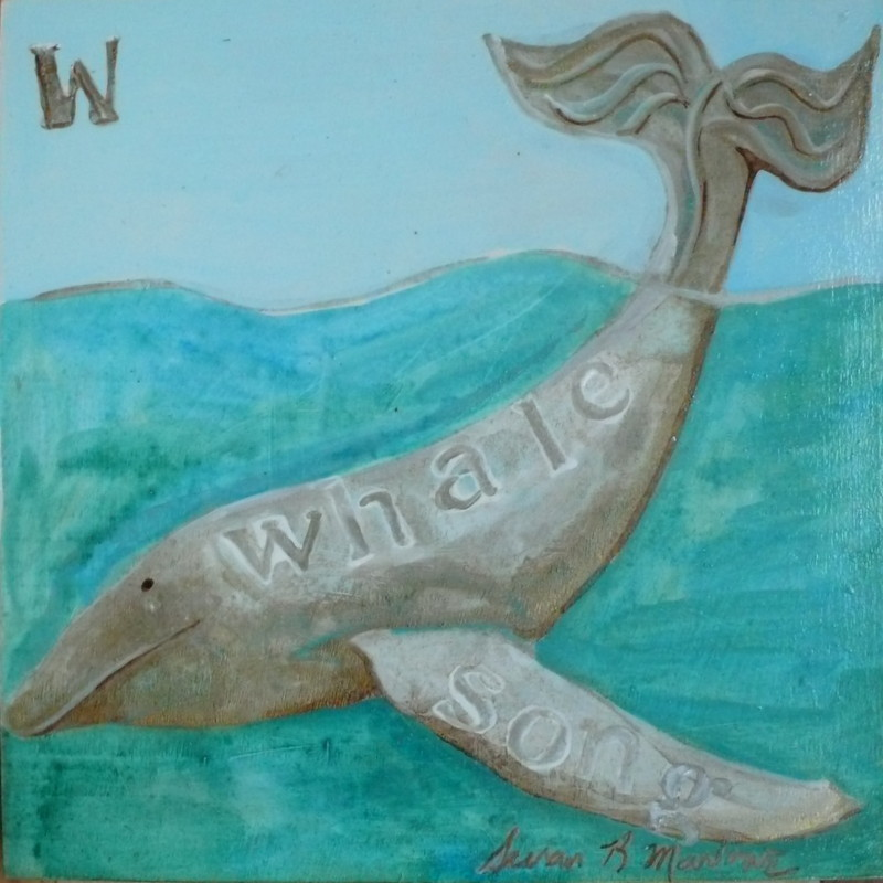 W is for Whale Song