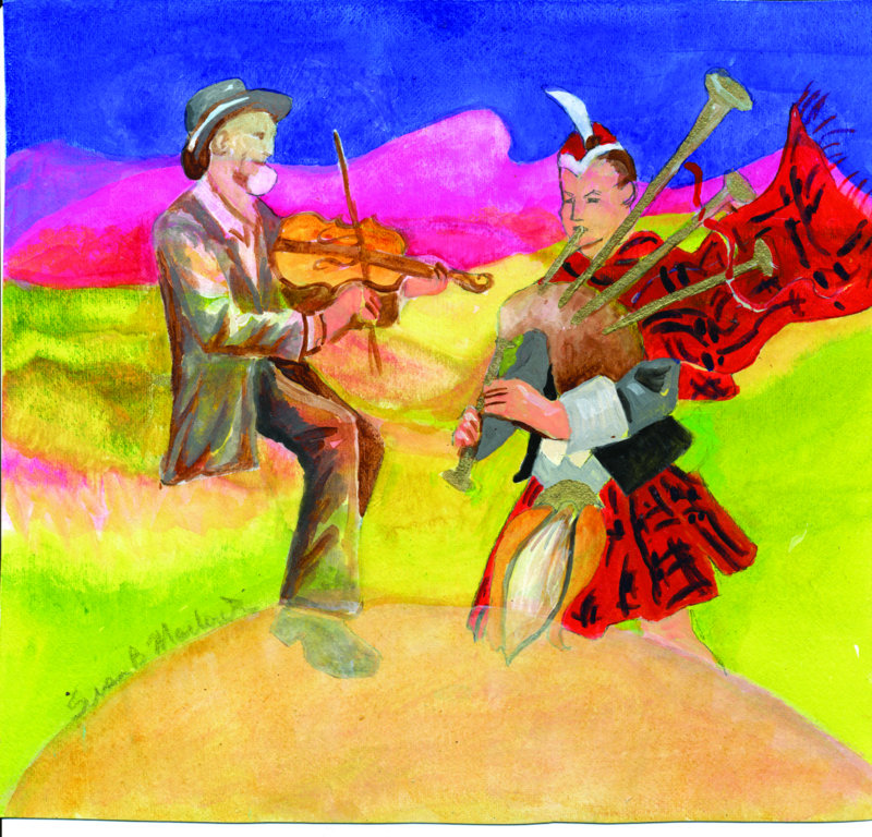Fiddlers and Bagpipes