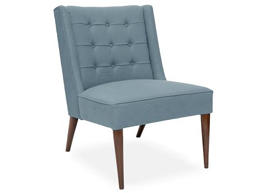 Blue Mist Draper chair