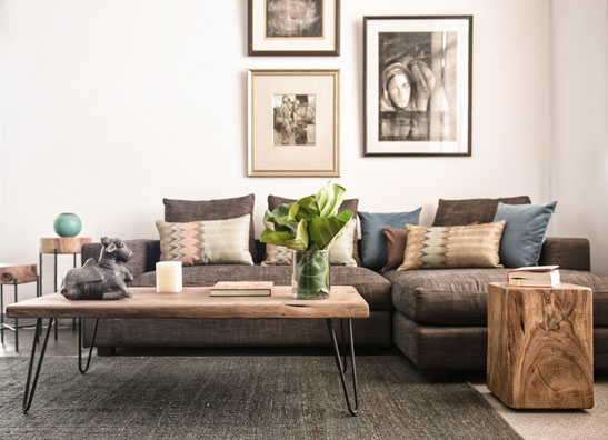 rustic apartment look iqrup and ritz
