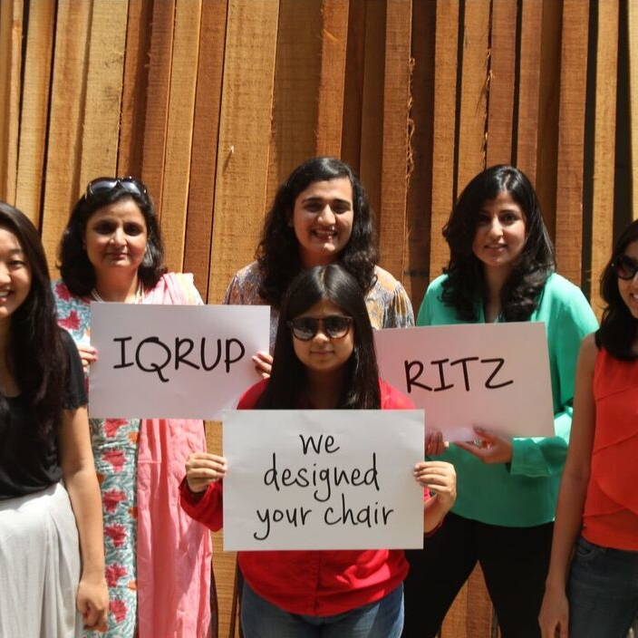 Iqrup + Ritz team